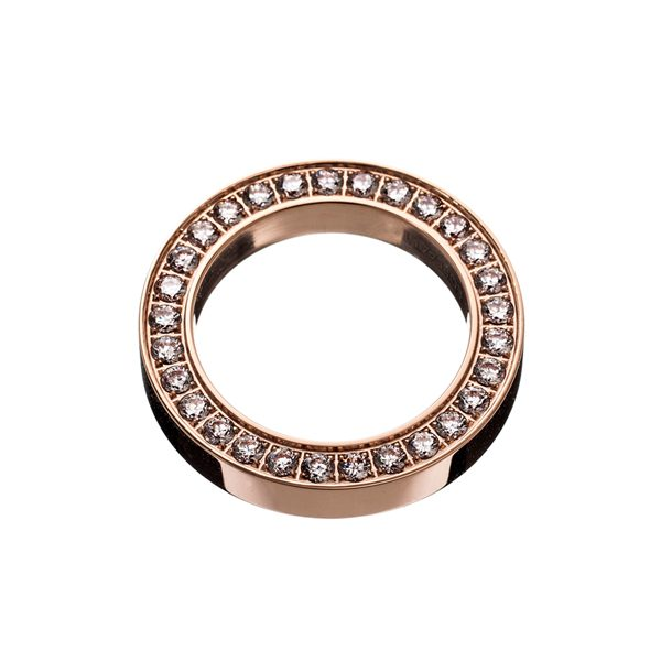 Square Eternity Ring Rosegold