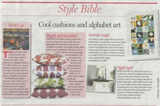 Shop Caroline McGrath Press 2012