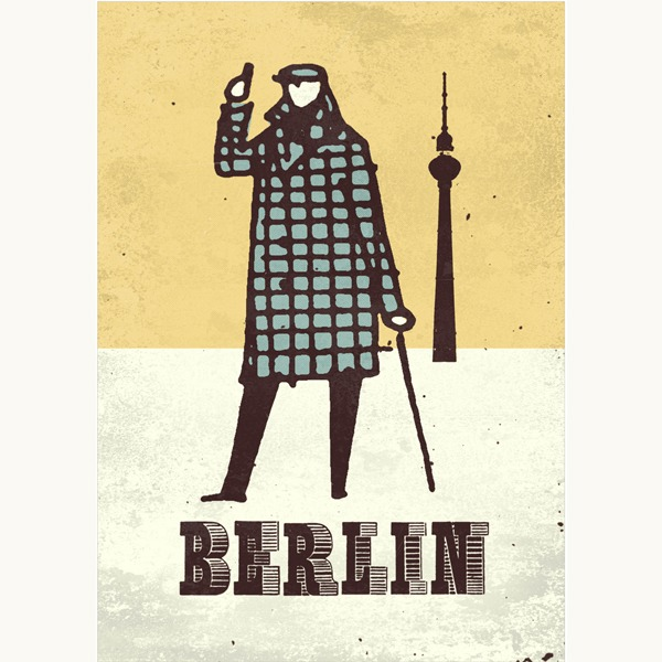 Berlin Limited Edition Giclee Print